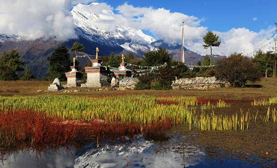 受諸神庇護西藏新娘的天堂谷地吉隆溝